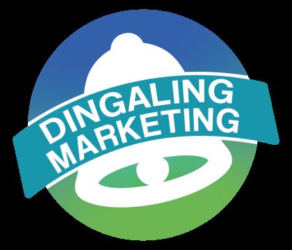 Dingeling Marketing Logo
